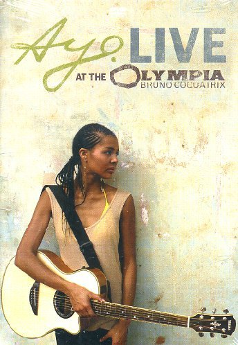 Ayo. - Live at the Olympia [DVD]
