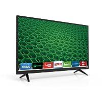 """VIZIO D32-D1 D-Series 32"""" Class Full Array LED Smart TV (Black) by VIZIO"""