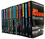Ian Rankin Ian Rankin Collection 12 Books Set RRP £83.88 Rebus Blood Hunt (Blood Hunt, Watchman, Bleeding Hearts, A Good Hanging, A Question Of Blood, Tooth & Nail, Resurrection Men, Hide & Seek, Fleshmarket Close, The Flood, Witch Hunt, The Falls)