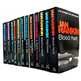 Ian Rankin Collection 12 Books Set RRP �83.88 Rebus Blood Hunt (Blood Hunt, Watchman, Bleeding Hearts, A Good Hanging, A Question Of Blood, Tooth & Nail, Resurrection Men, Hide & Seek, Fleshmarket Close, The Flood, Witch Hunt, The Falls)by Ian Rankin