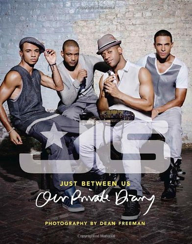 JLS: Just Between Us: Our Private Diary