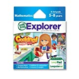 LeapFrog Explorer Game: Cooking! Recipes on the Road (for LeapPad and Leapster)