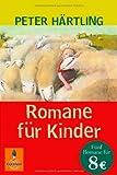 Romane für Kinder (3407742630) by Peter Härtling