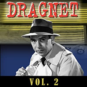 Dragnet Vol. 2 Radio/TV Program