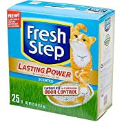 by Fresh Step 141% Sales Rank in Pet Supplies: 239 (was 577 yesterday) (31)Buy new:   $11.97 6 used & new from $11.97