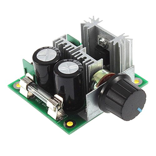 Solu 12v 40v 10a pulse width modulator pwm dc motor speed for Servo motor pulse width