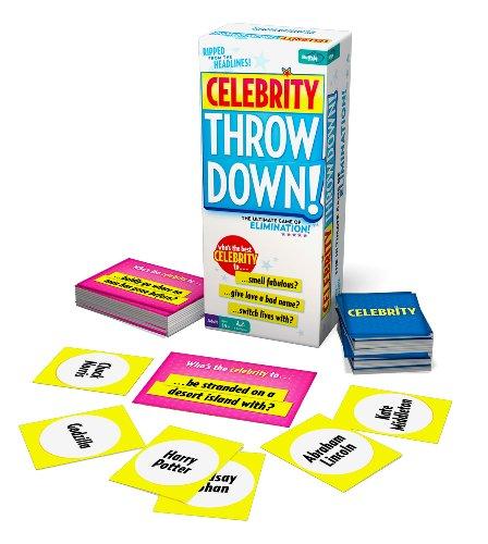 Buffalo Games Celebrity Throw Down Board Game - 1