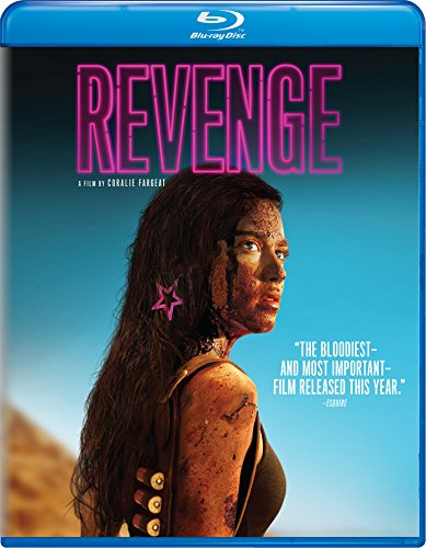 Blu-ray : Revenge (Blu-ray)