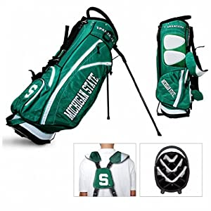 Michigan State University Spartans Fairway Stand Bag by Team Golf