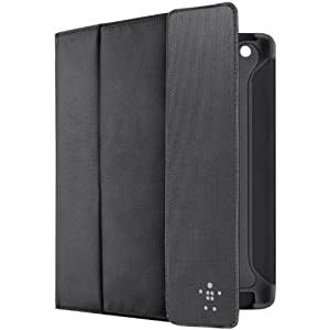 Belkin Professional Storage Folio with Screen Protection for iPad 2/3/4 (B2A001-C00) by Belkin Components