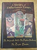 A Series of Unfortunate Events: Omnibus - 4 The Miserable Mill; 5 The Austere Academy; 6 The Ersatz Elevator Lemony Snicket