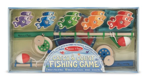 Learnitoys shop for educational and learning games for Catch and count fishing game