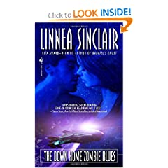 The Down Home Zombie Blues by Linnea Sinclair