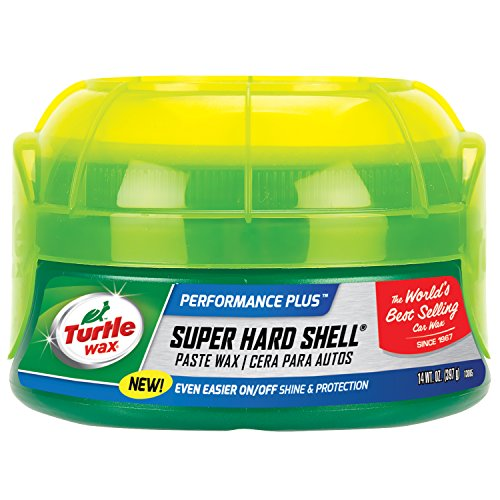 Turtle Wax T-222R Super Hard Shell Paste Wax - 14 oz.