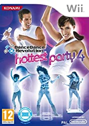 Dance Dance Revolution - Hottest Party 4 (Solus) /Wii