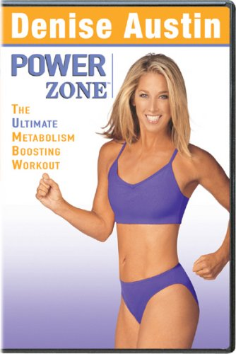 Power Zone: Ultimate Metabolism Boosting Workout [DVD] [Region 1] [US Import] [NTSC]