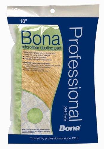 Bona Pro Series Ax0003437 18-Inch Microfiber Dusting Pad