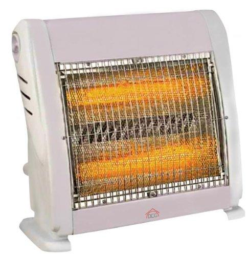 Stufa prezzi stufa elettrica al quarzo ventilata 1000w dcg sa9012 discount - Stufa elettrica al quarzo ...
