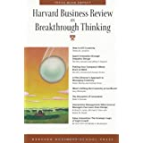 Harvard Business Review on Breakthrough Thinking ~ Peter F. Drucker