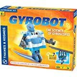 Thames and Kosmos Gyrobot-Gyroscopic Robot Kit