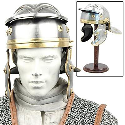 Roman Imperial Gallic Troopers Body Armor Helmet Hat