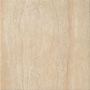 Samson 1036725S Sample Travertini Matte Floor And Wall Tile Cream 1 Piece