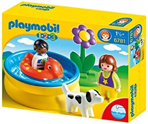Playmobil 6781 piscina per bambini 1 2 3 - Amazon piscina bambini ...