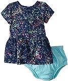 Splendid Baby-Girls Newborn Directional Print Dress
