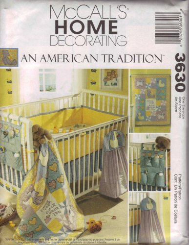 Mccall'S Home Decorating An American Tradition # 3630 front-47402
