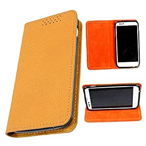 For LG Optimus L7 (P705) - DooDa Quality PU Leather Flip Case Cover With Smooth inner Velvet To Keep Screen Scratch-Free