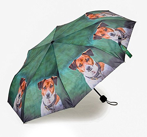 amber-jack-russell-quality-mini-folding-umbrella-handbag-size