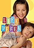 Cover art for  Life with Derek: Let the Games Begin!