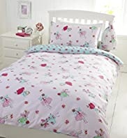 Fairies Print Bedset