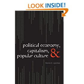 Political Economy, Capitalism, and Popular Culture