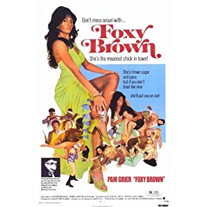 Foxy Brown Poster Movie 27x40 Pam Grier Terry Carter Antonio Fargas