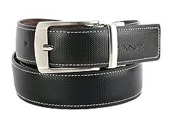 TANZ Reversable Belt in black & brown