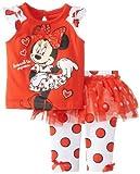 Disney Baby-Girls Minnie Newborn Skegging Set