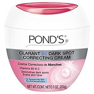 Pond's Correcting Cream, Clarant B3 Dark Spot Normal to Dry Skin 7 oz