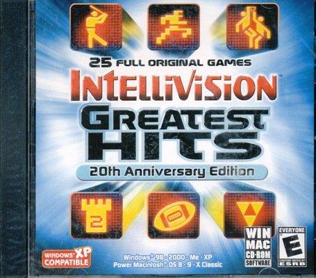 Intellivision Greatest Hits - PC MacB00008OE6J