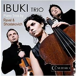 Piano Trios: Ibuki Trio