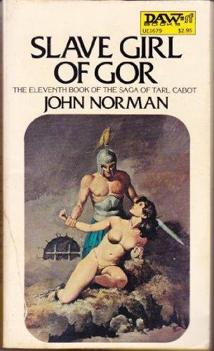 Title: Slave Girl of Gor