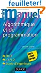 Mini manuel d'algorithmique et progra...