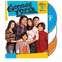 George Lopez: The Complete Third Season