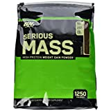 Cheap Optimum Nutrition Serious Mass 5.4Kg Chocolate On sale-image
