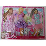 Great Fashionistas Barbie Dress Kit Version 1