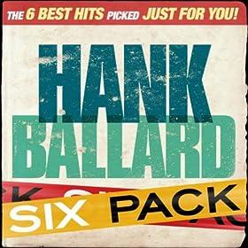 Six Pack - Hank Ballard - EP