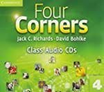 Four Corners Level 4 Class Audio CDs (3)