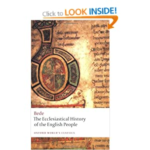 The Ecclesiastical History Of The English People Oxford border=