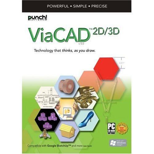 Punch Viacad 2d/3d Mb Canada