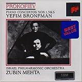 Prokofiev: Piano Concertos Nos. 1, 3, & 5